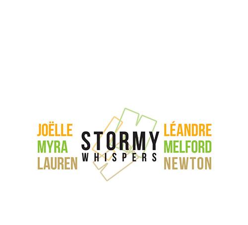 Leandre, Joelle / Lauren Newton / Myra Melford: Stormy Whispers (Listen! Foundation (Fundacja Sluchaj!))