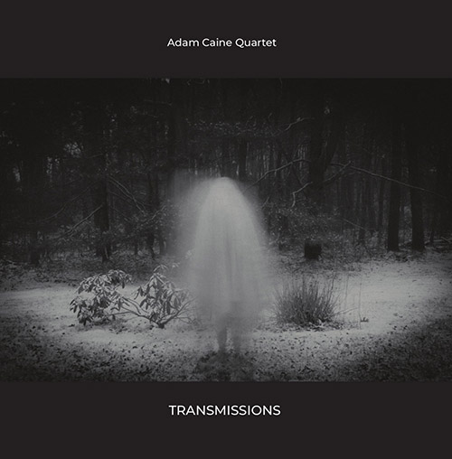 Caine, Adam Quartet, feat Adam Lane / Bob Lanzetti / Billy Mintz: Transmissions (NoBusiness)