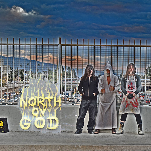 KNW : <<NORTH ov GOD>> (Psykomanteum)