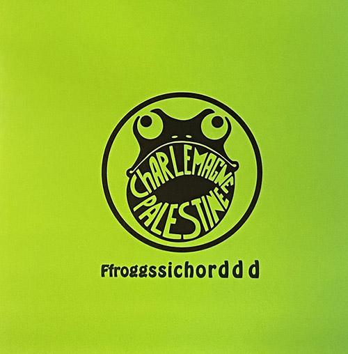 Palestine, Charlemagne / John Kormeling: Meet The Frogsichord [VINYL 2 LPs] (Staalplaat)