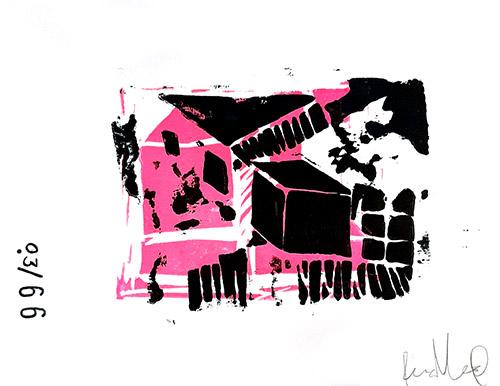 Lauzier, Philippe / Eric Normand : Not the music : Les temps fluos [PRINT  w/ DOWNLOAD] (Tour de Bras)