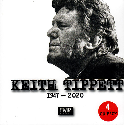 Tippett, Keith: Musician Supreme [4 CD BOX SET] (FMR)