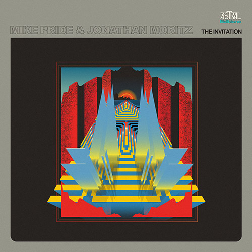 Pride, Mike / Jonatha Moritz: The Invitation [CASSETTE w/ DOWNLOAD] (Astral Editions)
