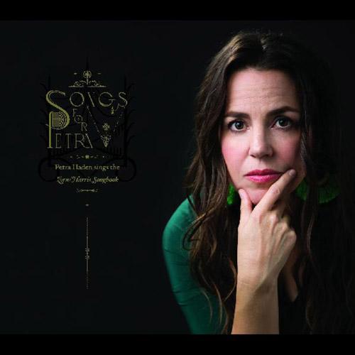 Haden, Petra (w/ John Zorn / Jesse Harris feat. the Julian Lage Trio): Songs For Petra (Tzadik)