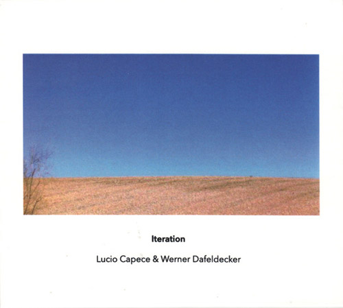 Capece, Lucio / Werner Dafeldecker: Iteration (Another Timbre)