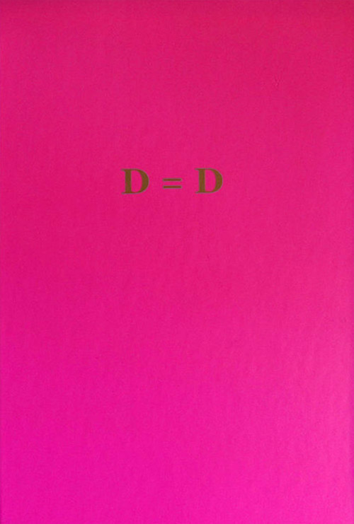 Brown, Don / Dan Reynolds: D=D [HARDCOVER BOOK w/ CD] (Sacred Realism)