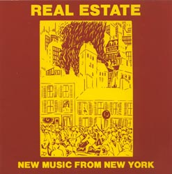 Various Artists: Real Estate - New Music from New York <i>[Used Item]</i>