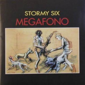 Stormy Six: Megafono (Diva Records)