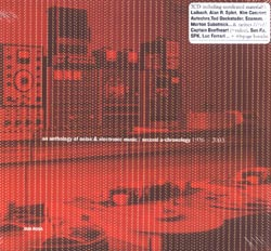 Various Artists: An Anthology Of Noise & Electronic Music Volume 2 (Sub Rosa)