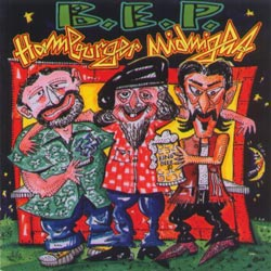 B.E.P.: Hamburger Midnight (Inkanish)