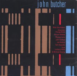 Butcher, John: Music on Seven Occasions (Meniscus)