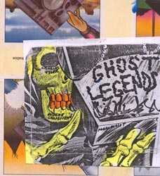 Chadbourne, Eugene / Tyler, Charles: Ghost Legends (Chadula)