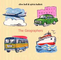 Bell, Clive & Hallett, Sylvia: The Geographers