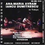 Avram, Ana-Maria / Dumitrescu, Iancu: In Tokyo