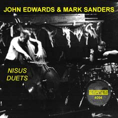 Edwards, John / Mark Sanders: Nisus Duets
