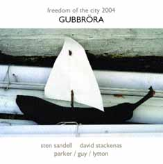 Sandell, Sten / David Stackenas with Parker / Guy / Lytton: Gubbrora (psi)