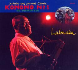 Konono No. 1: Lubuaku - Orchestre Tout Puissant Likembe Konono No. 1 de Mingiedi (Terp African Series)