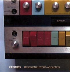 "Maestros: Precision Electro-Acoustics [2 3"" CDs]"
