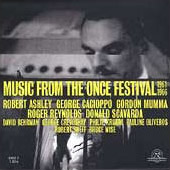 Various Artists: Music from the ONCE Festival 1961-1966 (US and Canadian orders) (New World Records)