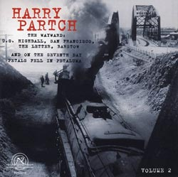 Partch, Harry: The Harry Partch Collection, Volume 2 (New World Records)