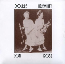 Rose, Jon: Double Indemnity (Hermes Discorbie)