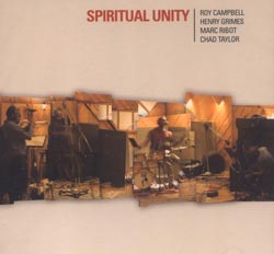 Ribot, Marc: Spiritual Unity (Pi Recordings)