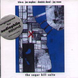 Trio-X: The Sugar Hill Suite