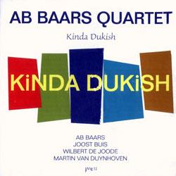 Baars, Ab Quartet: Kinda Dukish (Wig)
