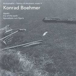 Boehmer, Konrad: Acousmatrix - History of Electronic Music V <i>[Used Item]</i>