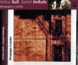 Bull, Arthur / Heikalo, Daniel : Derapages a cordes