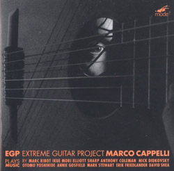 Cappelli, Marco: Extreme Guitar Project: Music from Downtown NYC