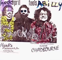 Chadbourne, Eugene / Kramer / Licht, David: ShockaprilfoolsAbilly: Shockabilly Live 1983 (Chadula)