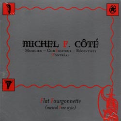 Cote, Michel F: Flat Fourgonnette (mescal Free style)