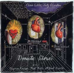 Cutler, Chris / Glandien, Lutz: Domestic Stories (Recommended Records)