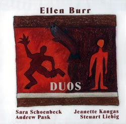 Burr, Ellen: Duos <i>[Used Item]</i>