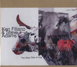 Filiano, Ken / Adams, Steve: The Other Side of This (Clean Feed)