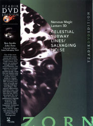 Jacobs, Ken: Celestial Subway Lines / Salvaging Noise [DVD]