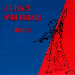 Jones with Friends, JC: Duos II (Kadima)