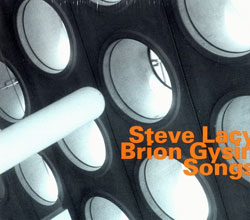 Lacy, Steve / Gysin, Brion: Songs (Hatology)