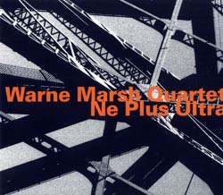 Marsh, Warne Quartet: Ne Plus Ultra (Hatology)