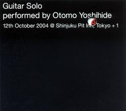 Yoshihide, Otomo: Guitar Solo (Doubtmusic)