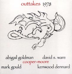 Cooper-Moore: Out Takes 1978 (Hopscotch Records)
