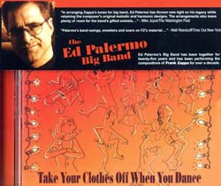 Palermo Big Band, Ed: Take Your Clothes Off When You Dance (Cuneiform)