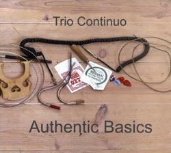 Trio Continuo: Authentic Basics (WLJWC)