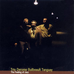 Derome Guilbeault Tanguay, Trio: The Feeling of Jazz <i>[Used Item]</i> (Ambiances Magnetiques)