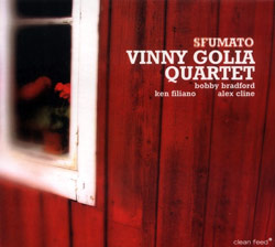 Golia, Vinny Quartet: Sfumato (Clean Feed)