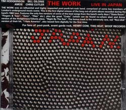 Work, The : Live in Japan (Ad Hoc Records)