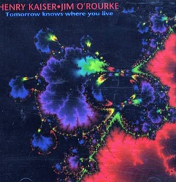 Kaiser, Henry / Jim O'Rourke: Tomorrow Knows Where You Live (Les Disques Victo)
