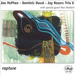 Trio X (w/  Rosi Hertlein): Rapture