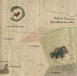 Torsson, Patrik: Kolvateserenader <i>[Used Item]</i> (Hapna)